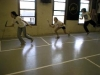 Winter Foil Fencing Camp 2003